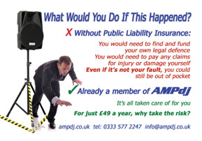 AMPdj just £49 a year