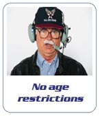 There's no age restrictions for membership