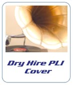 PLI also covers dry hire of equipment
