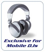 Exclusive for Mobile DJs