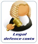 Legal defence costs