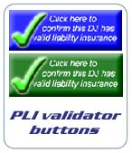 PLI validator buttons for your web site
